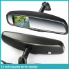 3.5 inch rear view mirror with reverse display