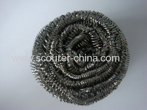 New Stainless Steel Spiral Scourer with Galvanized iron SS410 SS430