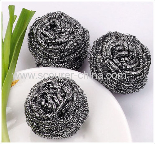 Eco-Friendly passed ISO9001 Durable Spiral Stainless Scourer