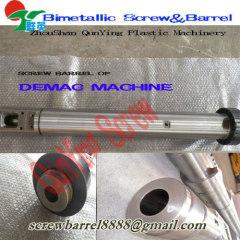 injection bimetallic screw barrel