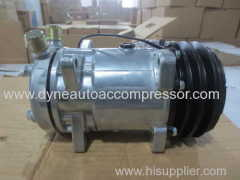 China dyne compressor sanden Universal compressor 510 505 507 508 auto air conditioner compressor 132mm A2