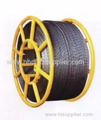 20MM Anti Twisting Braided Steel Wire Rope