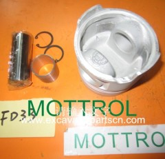 FD33 PISTON FOR EXCAVATOR