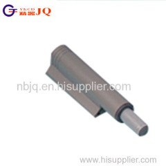 Small hydraulic damper can be fixed in hinge