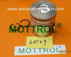 4BT3.9 PISTON FOR EXCAVATOR