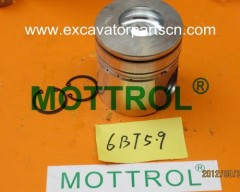 6BT5.9 PISTON FOR EXCAVATOR