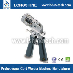 cold welder without using electricity