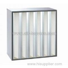 the Fabricated HEPA Filter