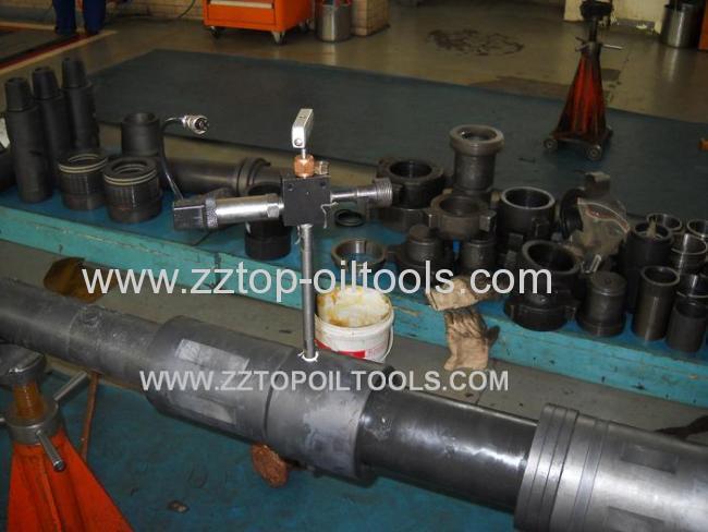 3 7/8Rupture Disk Sampler RD Sampler drill stem testing