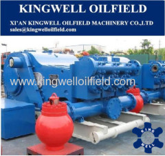F Series Mud Pump from Kingwell