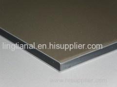aluminiumn composite panel pvc/pe