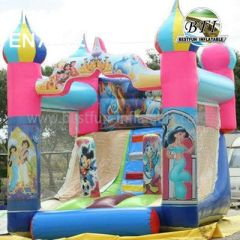 Classic Outdoor Princess Inflatable Bouncer Jumping Castle
