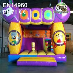 Hot Sale Giant Inflatable Carpenterworm Club House