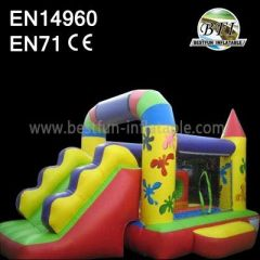Popular Inflatable Castles Bouncy Game For Rentals