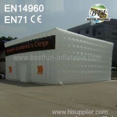 Promotional White Exhibition Inflatable Tent