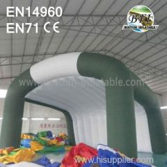 Hot sale Useful Inflatable Tent with pillars