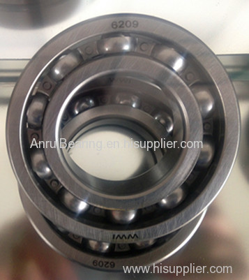 Deep Groove Ball Bearing 6209 Motor Bearing 6209 Long Service Life Low noise High speed