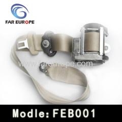 pretensioner car safety belt