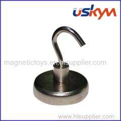 Powerful Neodymium magnetic hook