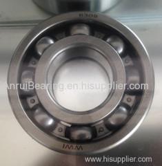 Deep Groove Ball Bearing 6309 Anrui Motor Bearing