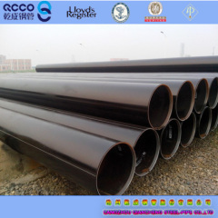 Longitudinal Submerged Arc welding Pipeline API 5L PSL1 X42-X70