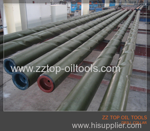 Oilfield Drilling Tools Drill Collar and Drill Pipe