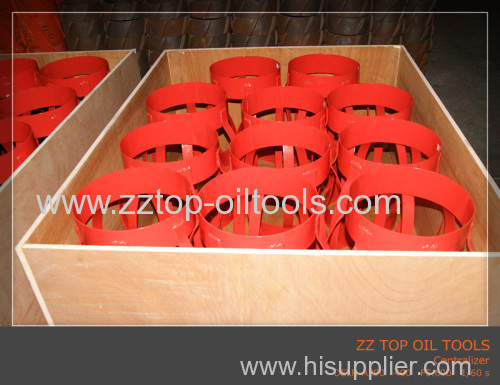 API Bow type casing centralizer