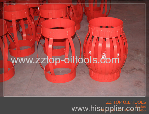 API Casing cement basket