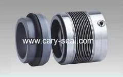 Low Temperature, AM350 Metal Bellows Shaft Seal as Burgmann MFL85N type