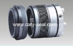 High Temperature Rotating Head Metal Bellows Shaft Seal as john crane 609 type