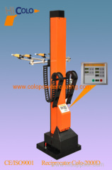 powder coating paint guns mover