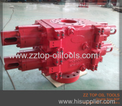 RS Double ram blowout preventer API 16A