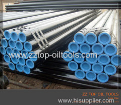 Oil well seamless tubing API 5CT