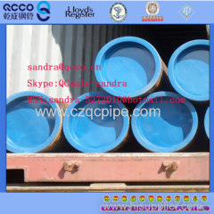 ST52 carbon seamless pipe