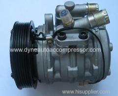 dayuan DYNE compressor kompressor 10P08 DY180105 119MM PV6 12V BRAZIL GOL / PAKISTAN SUZUKI