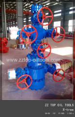 API6A Wellhead X Tree Christmas Tree wellhead