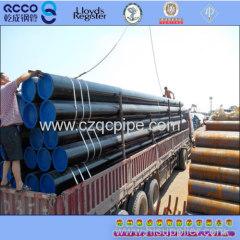 DIN 1629 CK45 carbon seamless tube