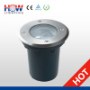 3W Led In-ground Light 300Lum IP67 with 3pcs Cree XP Chip