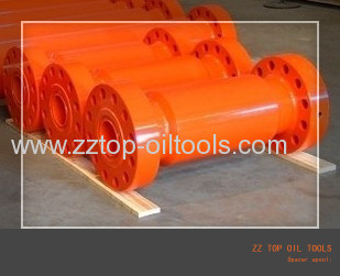 oil well space r spool drilling spool / Wellhead Riser Spool