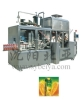 Fresh Juice/Flavoured Juice Gable Top Slice Carton Filling Machine