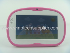 children pad kid tablet pc 7inch dual core tablet pc