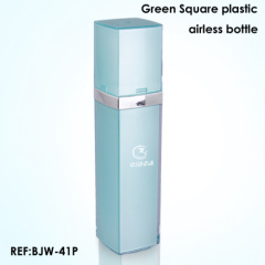 square airless pump bottles