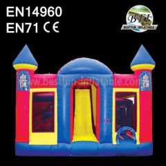 Popular Inflatable Castle Combo for Rentals