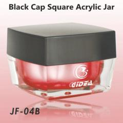 100 ml acrylic jar