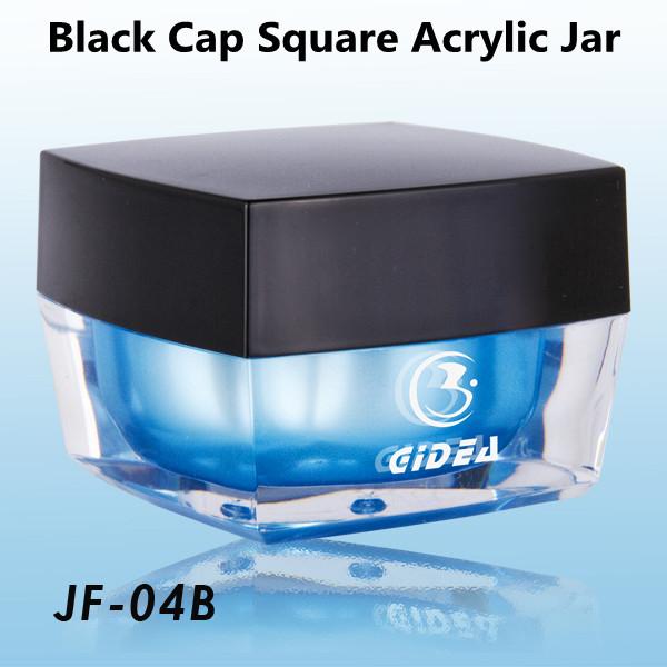 100 ml acrylic cosmetic jars china manufacturers