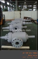 حقول النفط كاميرون FC بوابة صمام 5 1/8 س 3000PSI