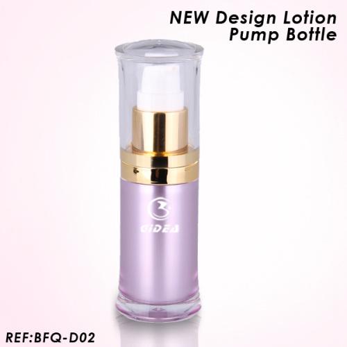 15 ml lotion pump bottle