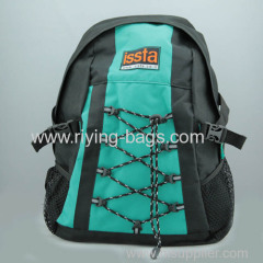 600D/PVC material travelling backpack