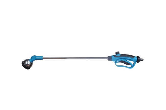 75cm garden water lance with universal spray head