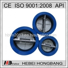 Dual Plate Wafer Class 125 Check Valve CF8M